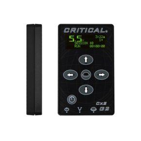 CRITICAL TATTOO POWER SUPPLY CX-2
