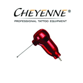 CHEYENNE HAWK THUNDER TATTOO DRIVE RED