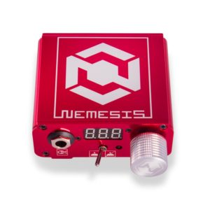 NEMESIS POWER SUPPLY - RED
