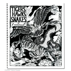 TIGERS HAWKS SNAKES BY HORIMOUJA
