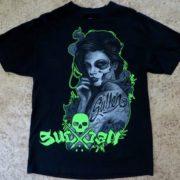 neon-green-skull