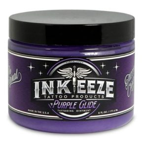 INK-EEZE – Purple Glide Tattoo Ointment 180ml